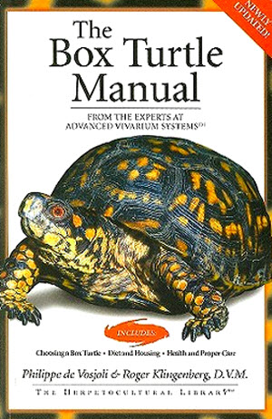 box turtle manual